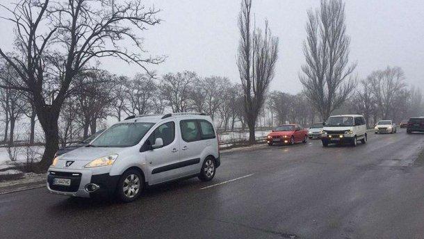 На месте, где погиб Кузьма, устроили масштабный автопробег: фото и видео
